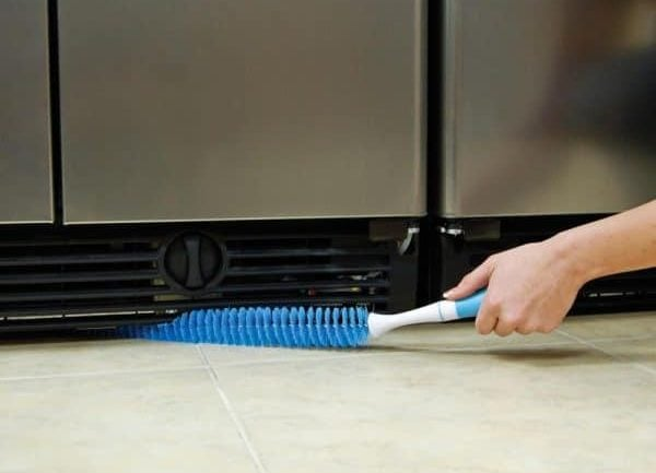 how often should you clean refrigerator coils